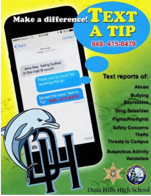 Text-a-Tip Number