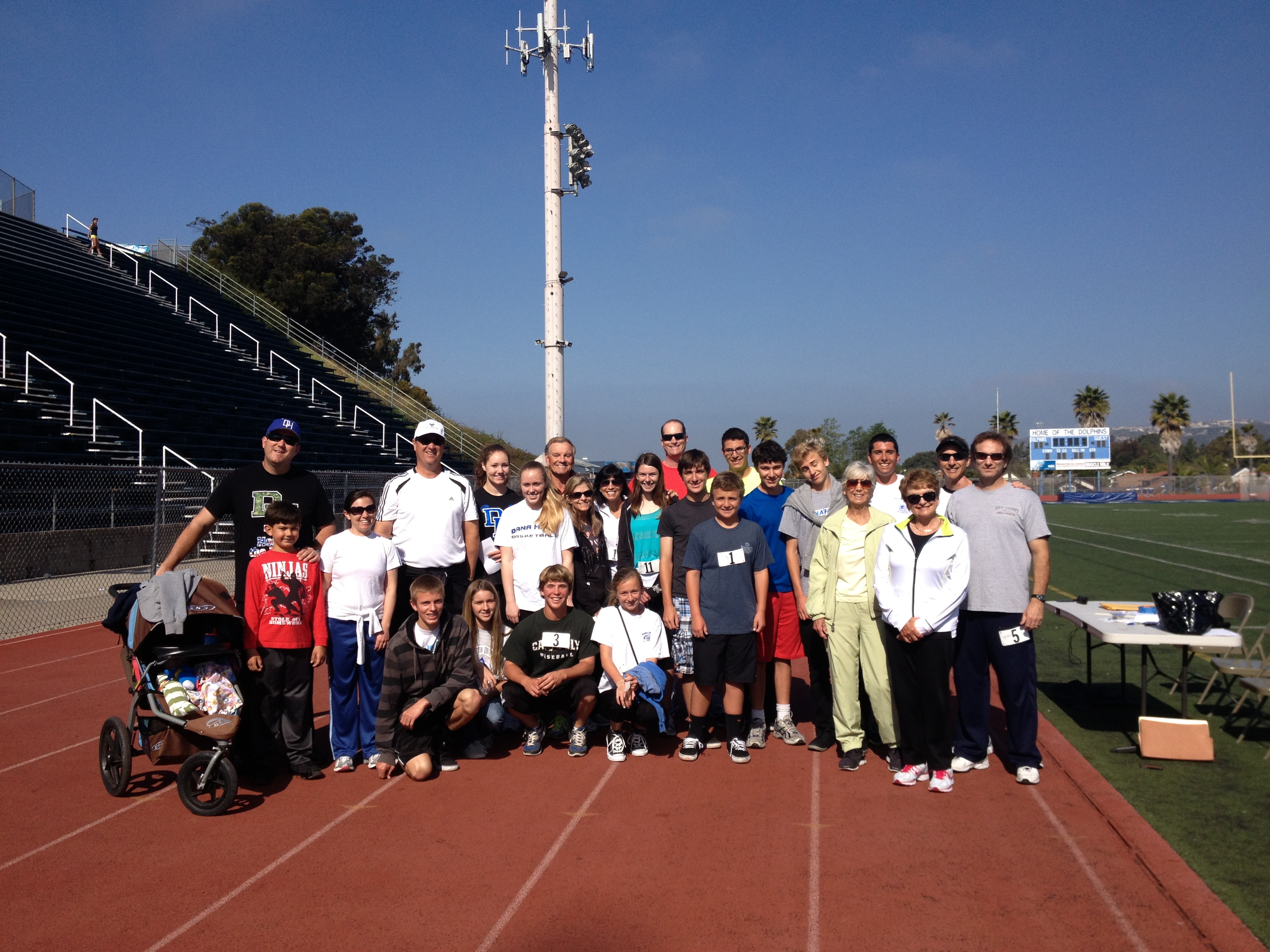 Life Without Limits Club Walk-A-Thon